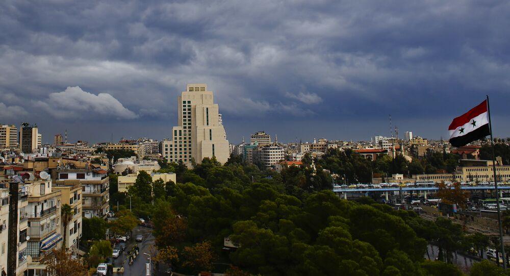 Damaszek