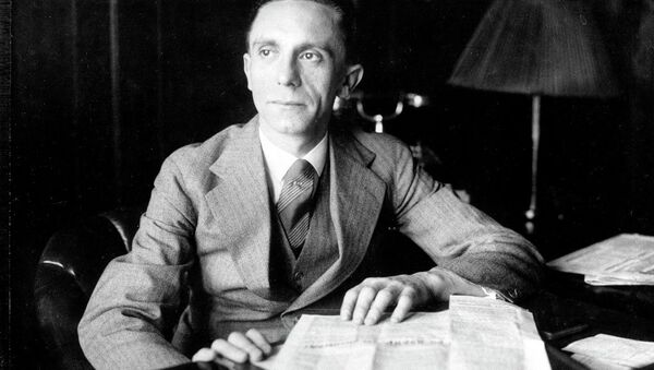 Joseph Goebbels - Sputnik Polska