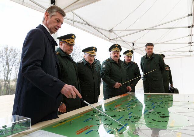 Rosja wzmocniła grupę wojsk kolejowych przy budowie drogi omijającej Ukrainę