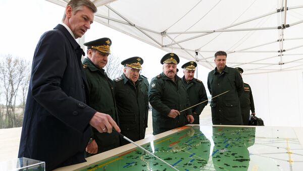 Rosja wzmocniła grupę wojsk kolejowych przy budowie drogi omijającej Ukrainę - Sputnik Polska