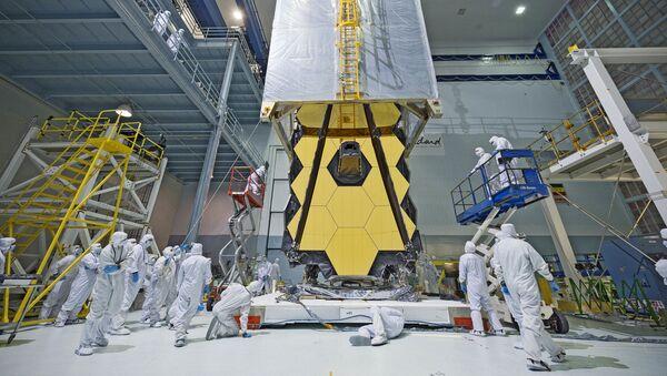 Testy teleskopu James Webb - Sputnik Polska