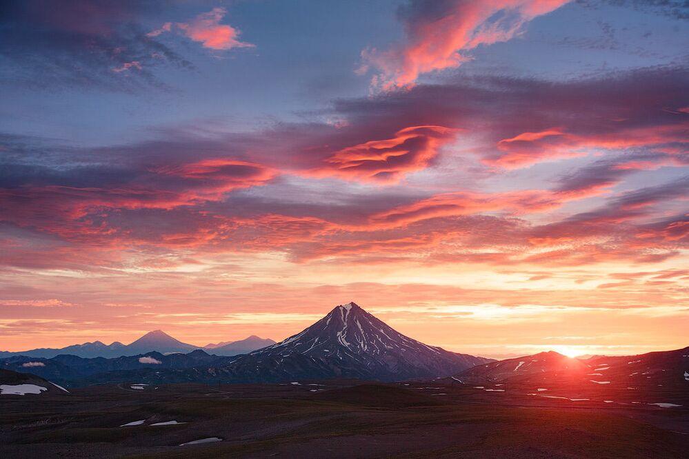 Wiluczyńska Sopka na Kamczatce