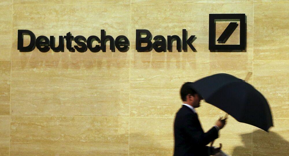 Deutsche Bank zapłaci 625 milionów dolarów kary grzywny za naruszenia w obrocie rosyjskimi akcjami