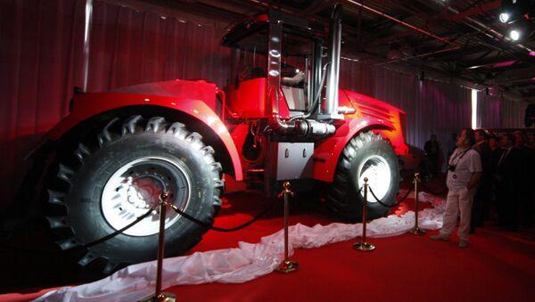 Traktor Kirowiec К-9000 - Sputnik Polska