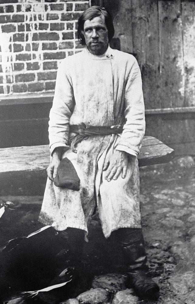 Moskiewski wyrobnik, 1913