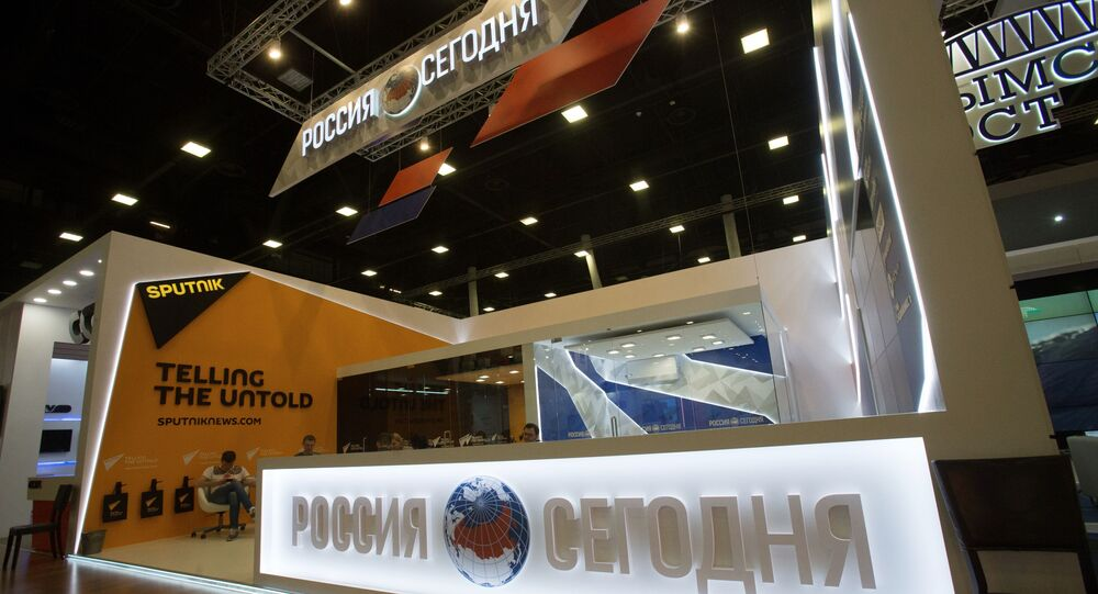 Stanowisko Międzynarodowej Agencji Informacyjnej Rossija Segodnia