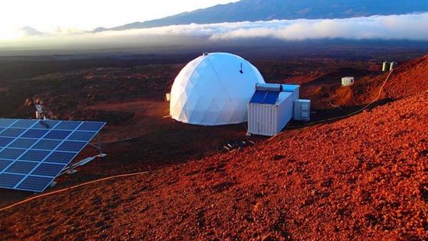 Eksperyment imitacji życia na Marsie HI-SEAS - Sputnik Polska