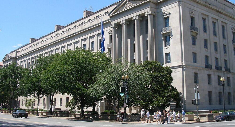 Siedziba Departamentu Sprawiedliwości Stanów Zjednoczonych w Waszyngtonie