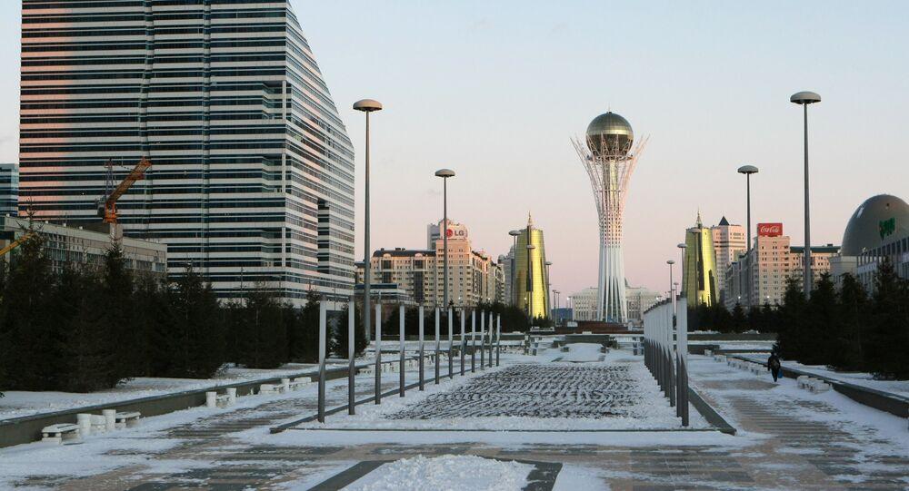 Centrum Astany