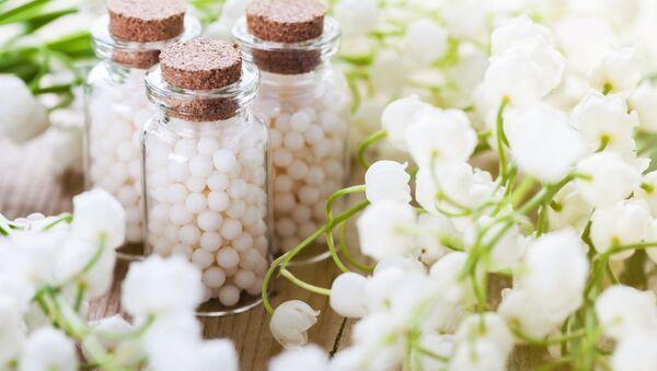 Tabletki homeopatyczne - Sputnik Polska