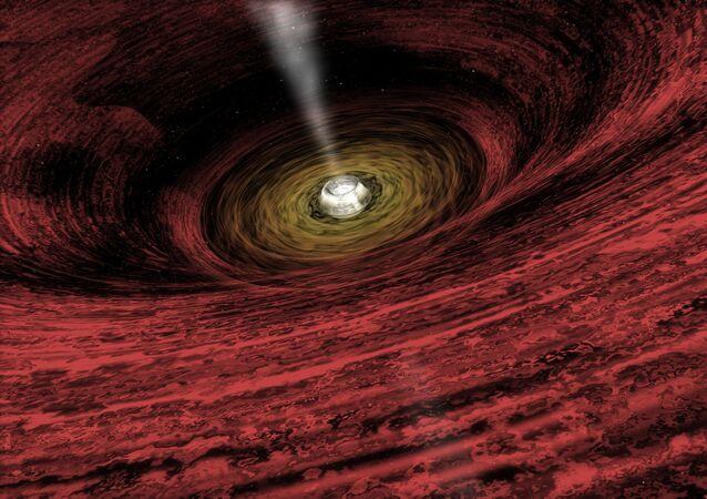 Narodziny czarnej dziury