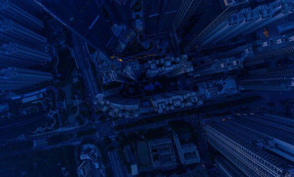Zdjęcie Gwiaździsta noc. Autor: Jingwen Chen. Pierwsze miejsce wśród profesjonalistów w kategorii 360°. - Sputnik Polska