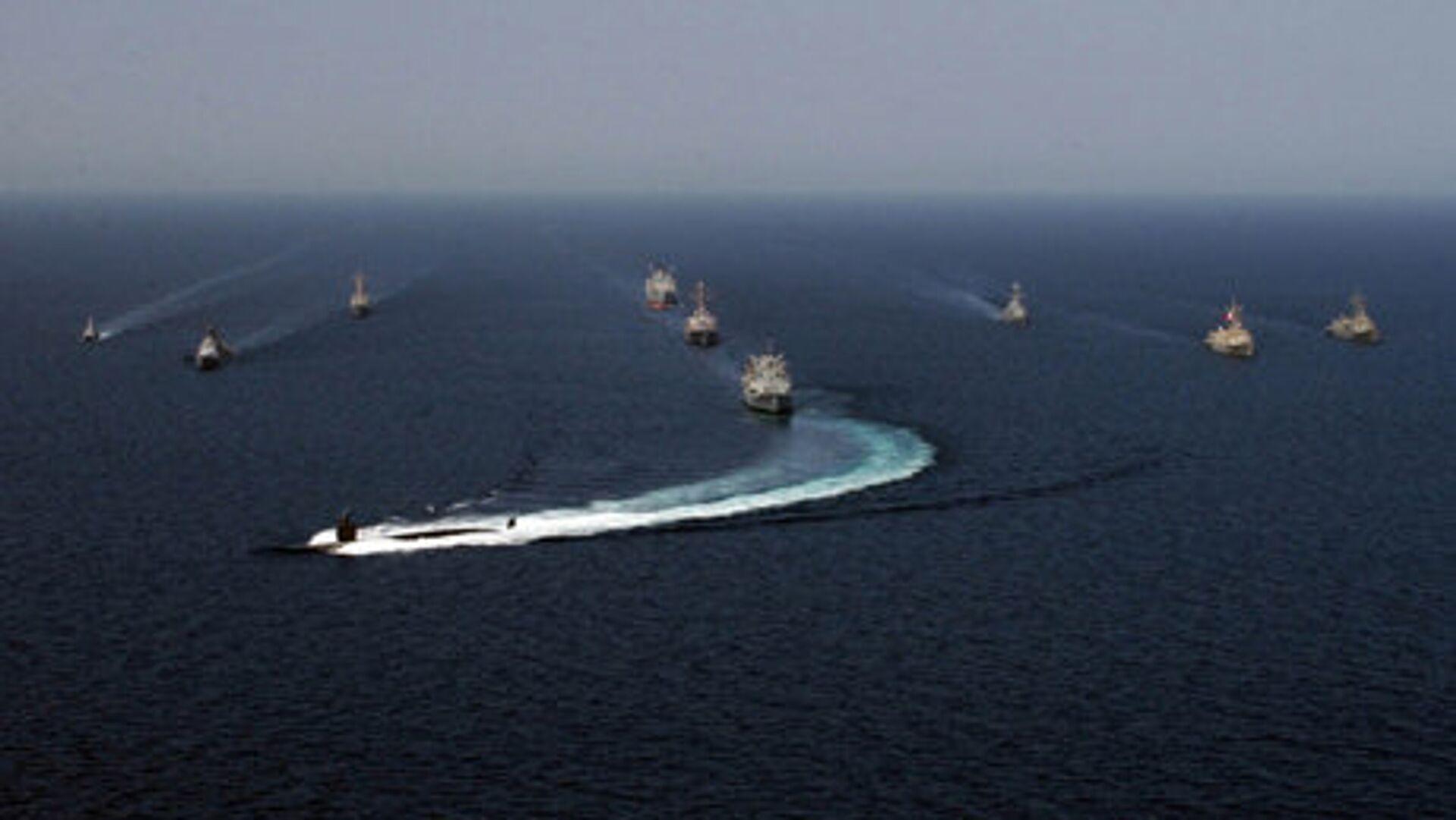 Pentagon wysyła niszczyciel na wody Zatoki Perskiej - Sputnik Polska, 1920, 02.07.2021