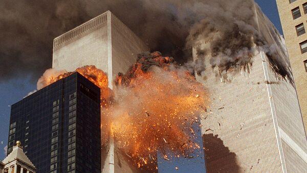 Atak na WTC w Nowym Jorku, 11 września 2001 - Sputnik Polska
