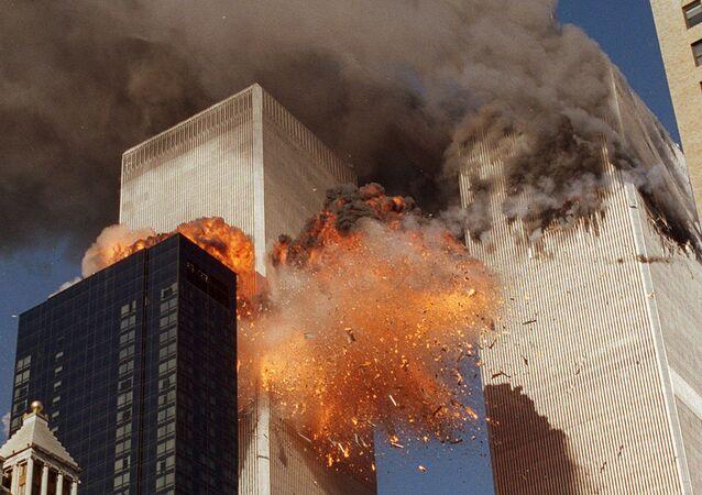 Atak na WTC w Nowym Jorku, 11 września 2001