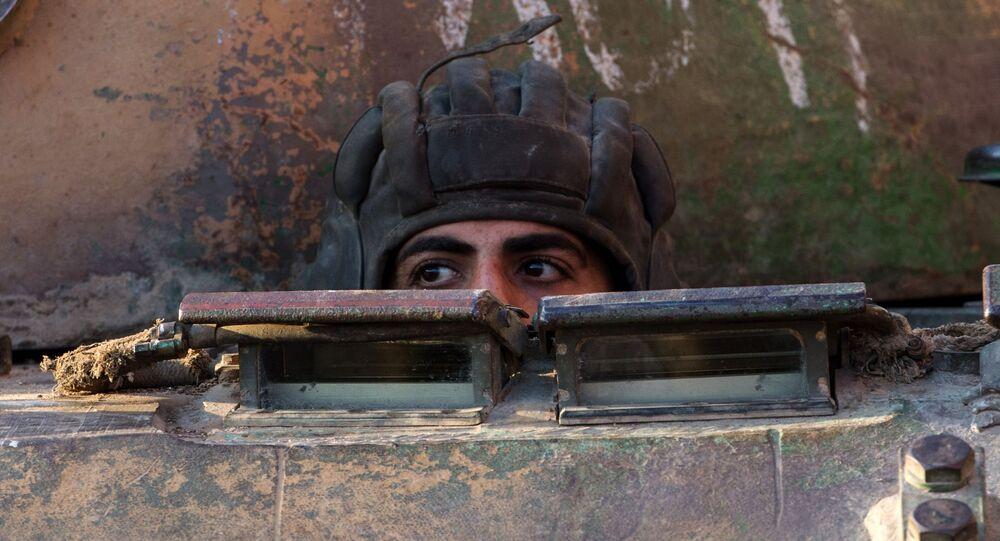Granica Syrii i Turcji