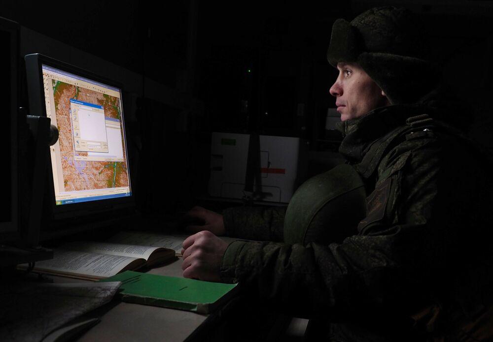 Jednostka dowodzenia i łączności południowego okręgu wojskowego