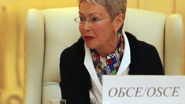 Wysłanniczka OBWE na Ukrainę Heidi Tagliavini - Sputnik Polska