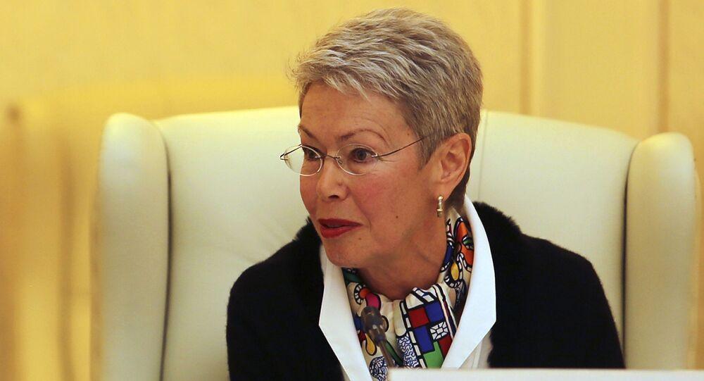 Wysłanniczka OBWE na Ukrainę Heidi Tagliavini