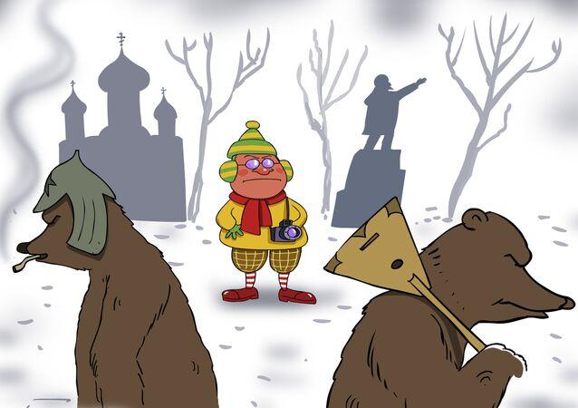 Stereotypy o Rosji