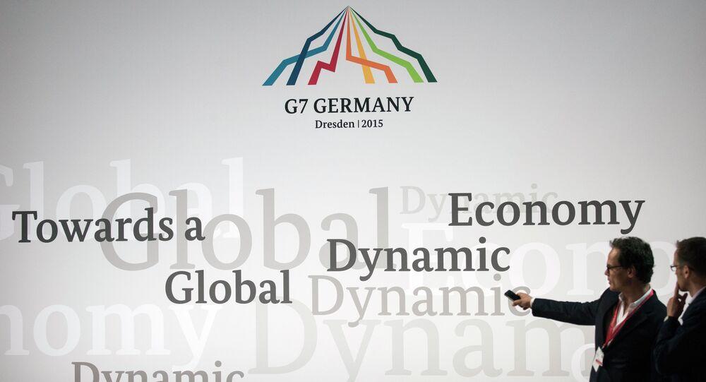 Szczyt G7 w Elmau