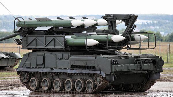 """System rakiet przeciwlotniczych """"Buk-M1"""" - Sputnik Polska"""