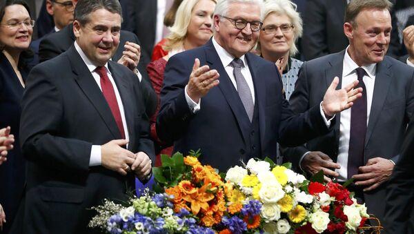 Frank-Walter Steinmeier nowym prezydentem Niemiec - Sputnik Polska