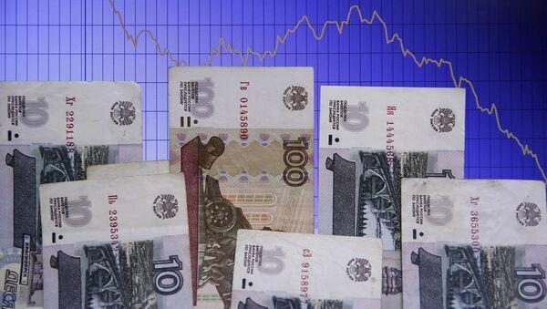 Amerykańskie sankcje nie miały dużego wpływu na rosyjską gospodarkę - Sputnik Polska