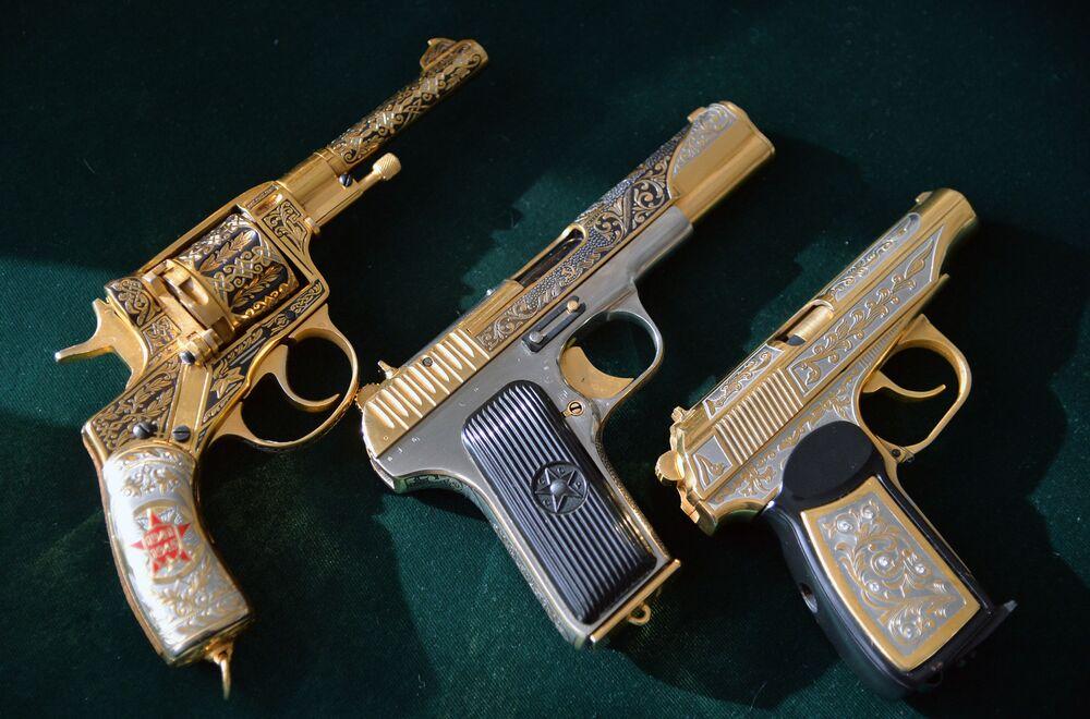 Fabryka broni honorowej w Złatouście