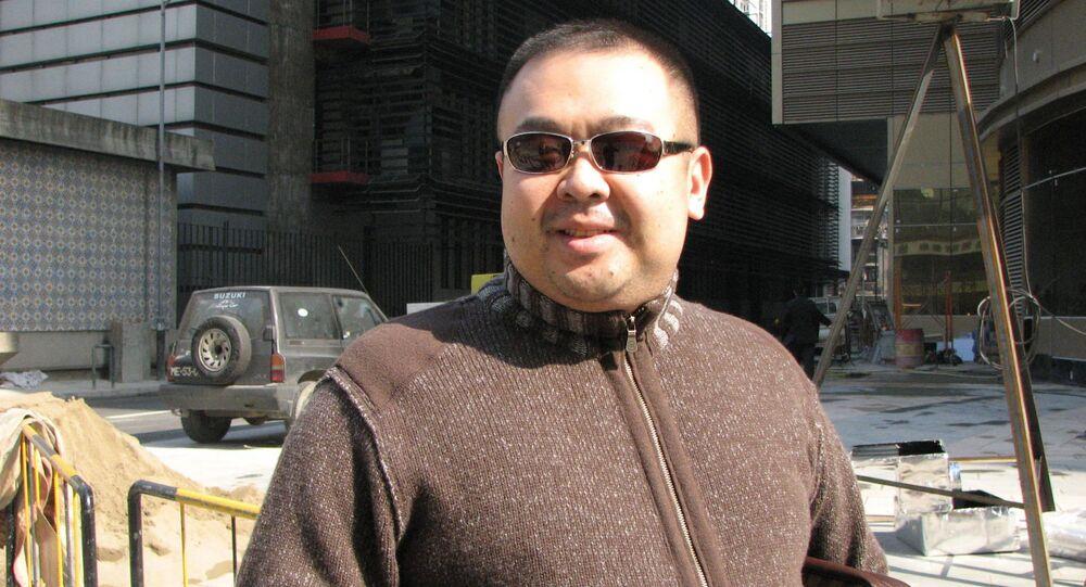 Brat lidera Korei Północnej Kim Dzong Nam
