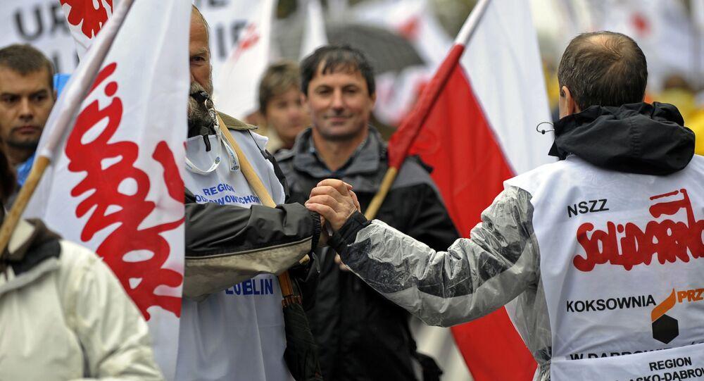Związek zawodowy Solidarność