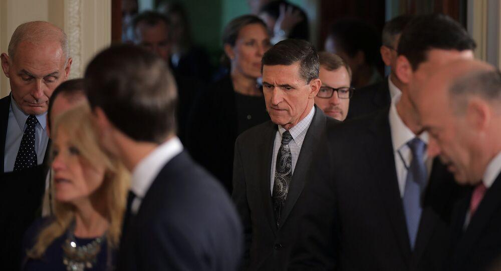 Były doradca prezydenta USA ds. bezpieczeństwa narodowego Michael Flynn