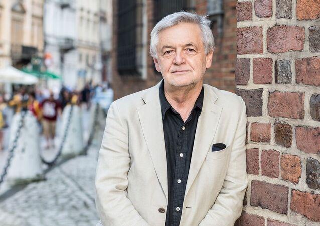 Ambasador RP w Kijowie Jan Piekło