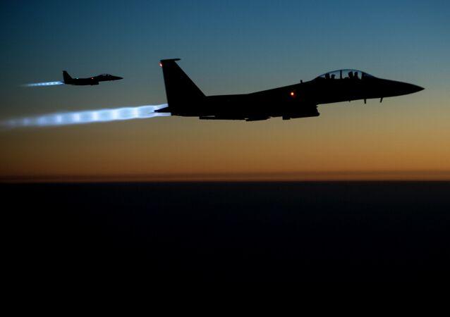 Amerykańskie myśliwce F-15