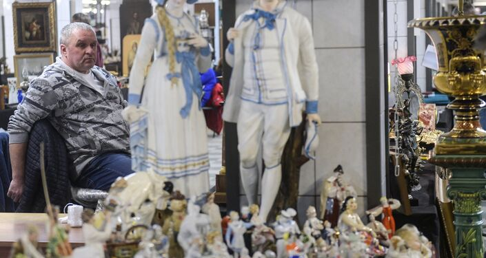 Moskiewski zlot kolekcjonerów