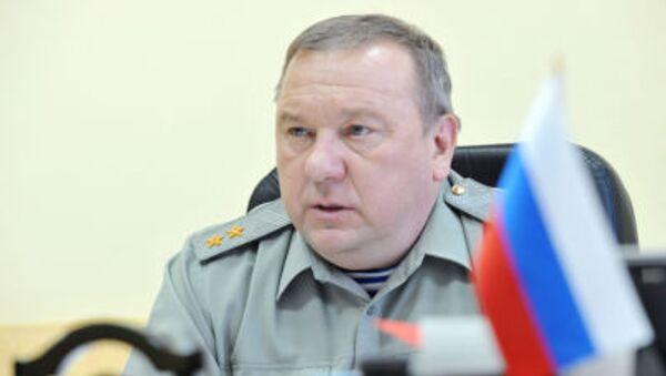 Dowódca Wojsk Powietrzno-Desantowych Rosji Władimir Szamanow - Sputnik Polska