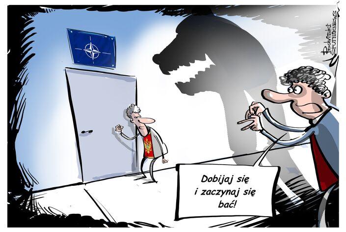 Jeśli chcesz być członkiem NATO...