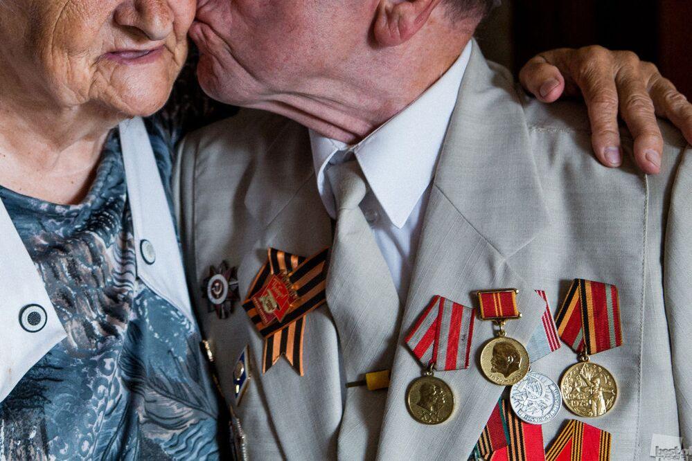 Zdjęcie Razem zestarzejmy się. Autor: Galina Skorodumowa. Kategoria: Zajmij się szczęściem
