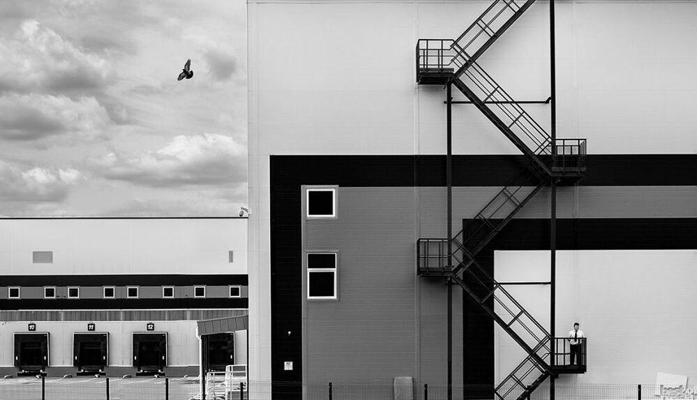 Zdjęcie Przeciwieństwa. Autor: Aleksiej Pantielejew. Kategoria: Architektura