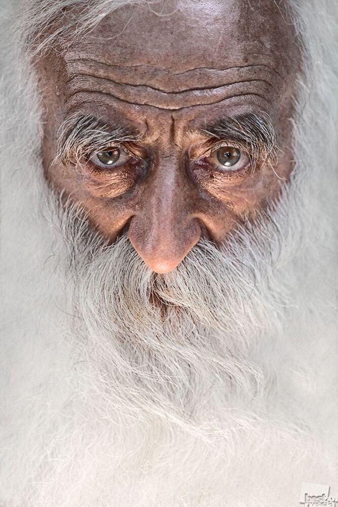 Zdjęcie Pan Misza. Autor: Dmitrij Aleksandrow. Kategoria: Ludzie. Wydarzenia. Codzienne życie