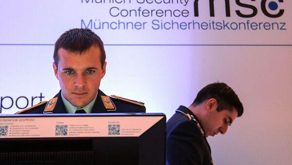 Monachijska Konferencja Bezpieczeństwa - Sputnik Polska