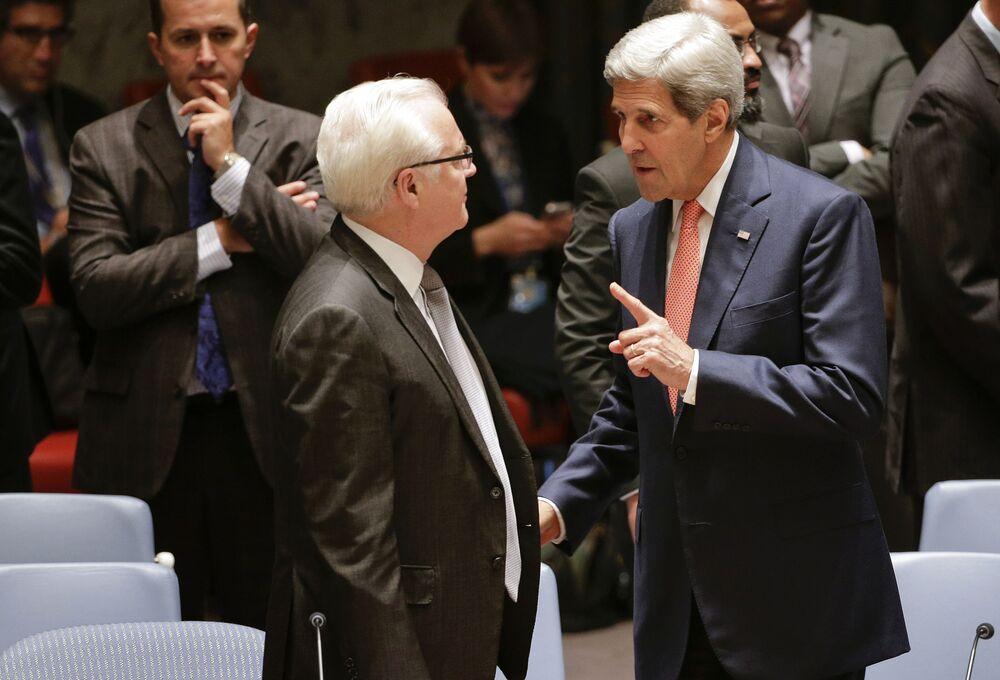 """Siergiej Ordżonikidze, były wiceminister spraw zagranicznych Rosji, były zastępca sekretarza generalnego ONZ: """"Witalij Iwanowicz był bardzo uzdolniony, obeznany człowiek. Wyróżniłbym jego szczególny dar dobrego polemisty. W Radzie Bezpieczeństwa ONZ to bardzo ważne. W trudnych warunkach, kiedy, łagodnie mówiąc, Rosja w cale nie jest w większości, bardzo ważne jest być dobrym polemistą i umiejętnie bronić naszego stanowiska""""."""