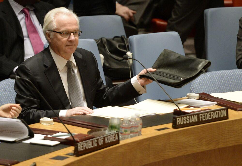 – Czurkin był niewątpliwie wybitnym dyplomatą ONZ – pisze korespondent CNN przy ONZ Richard Roth. – Sekretarz generalny może odejść ze stanowiska po 10 latach i nikt nie zwróci na to szczególnej uwagi. Ale Czurkin? Na twarzach dyplomatów w ONZ było widać łzy – zaznacza.