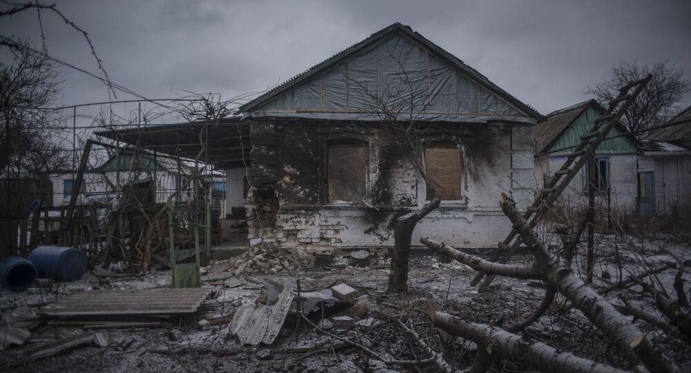 Konflikt w Donbasie