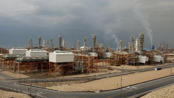 Iran, rafineria gazu - Sputnik Polska