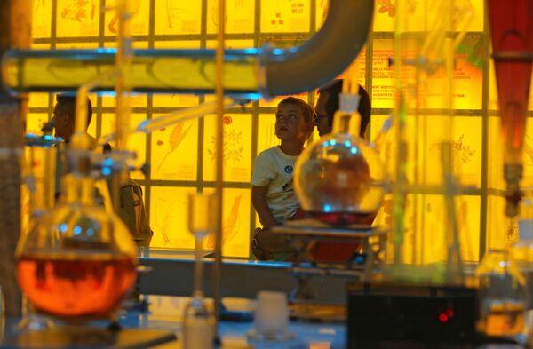 Rosyjski pawilon na Światowej Wystawie EXPO 2015 w Mediolanie - Sputnik Polska