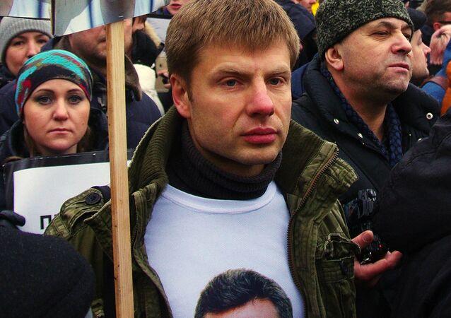 Deputowany do Rady Najwyższej Aleksiej Gonczarenko