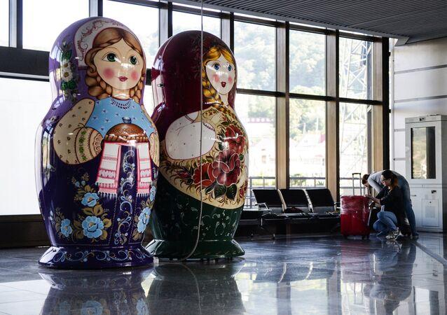 Lotnisko w Soczi
