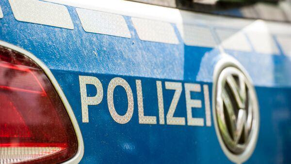 Policja Niemiec - Sputnik Polska