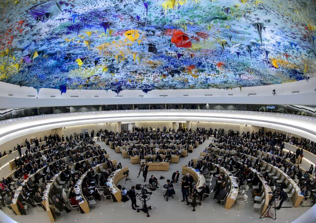 Sesja Rady Praw Człowieka ONZ w Genewie